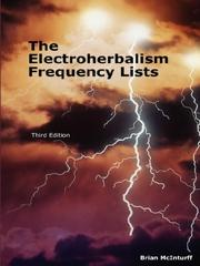 The Electroherbalism Frequency Lists PDF