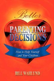 Better Parenting Decisions PDF