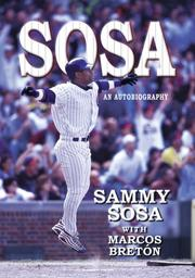 Sosa! by Sammy Sosa