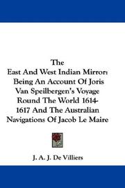 The East And West Indian Mirror PDF