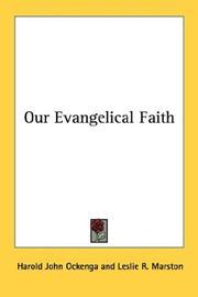 Our Evangelical Faith PDF