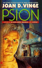 Psion by Joan D. Vinge