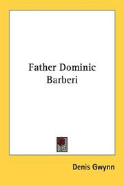 Father Dominic Barberi PDF