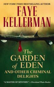 The Garden of Eden and Other Criminal Delights PDF