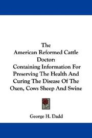 The American reformed cattle doctor PDF