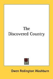 The Discovered Country PDF