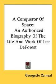 A Conqueror Of Space PDF