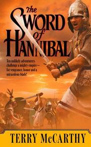 Cover of: The sword of Hannibal by Terry McCarthy