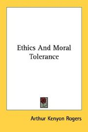 Ethics And Moral Tolerance PDF