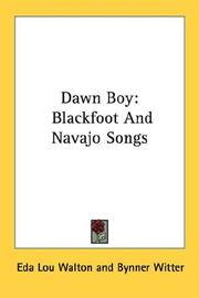 Dawn Boy PDF