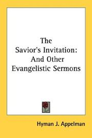 The Savior's Invitation PDF