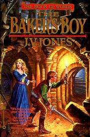 Cover of: The baker's boy by J. V. Jones