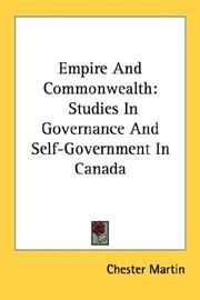 Empire & Commonwealth PDF