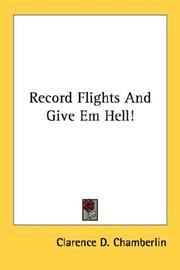 Record Flights And Give Em Hell! PDF