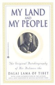 My land and my people by 14th Dalai Lama