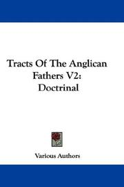 Tracts Of The Anglican Fathers V2 PDF