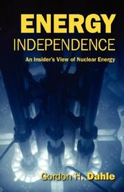 ENERGY INDEPENDENCE PDF