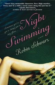 Night Swimming by Robin Schwarz