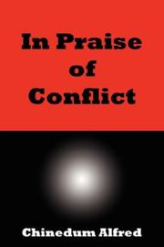 In Praise of Conflict PDF