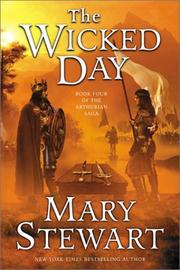 Cover of: The wicked day by Stewart, Mary