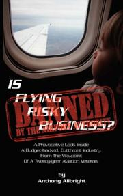Is Flying Risky Business? PDF