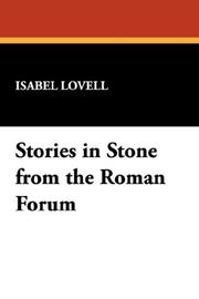 Stories in Stone from the Roman Forum PDF