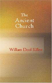 The Ancient Church by William Dool Killen