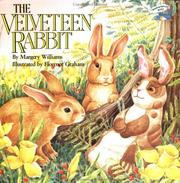 Velveteen rabbit by Margery Williams Bianco
