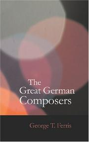 The Great German Composers PDF
