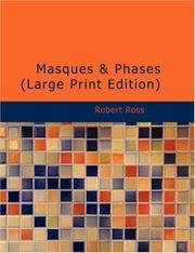 Masques & Phases PDF