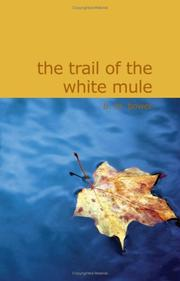 The Trail of the White Mule PDF