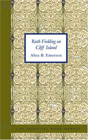 Ruth Fielding on Cliff Island by pseud. Alice B. Emerson
