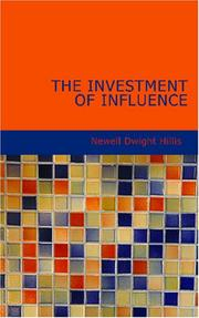 The Investment of Influence PDF