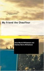 My Friend the Chauffeur PDF