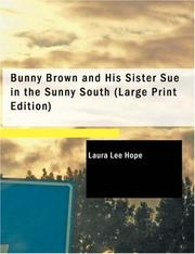 Bunny Brown and His Sister Sue in the Sunny South PDF