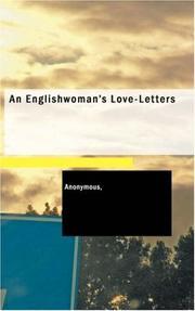 An Englishwoman's Love-Letters PDF