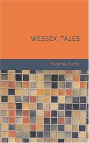 Cover of: Wessex Tales by Thomas Hardy