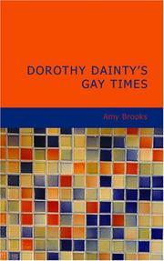 Dorothy Dainty's Gay Times PDF