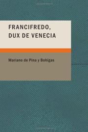 Francifredo dux de Venecia