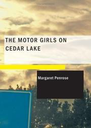 The Motor Girls on Cedar Lake PDF