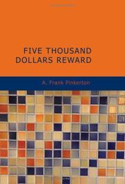 Five Thousand Dollars Reward PDF