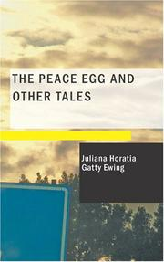 The Peace Egg and Other tales PDF