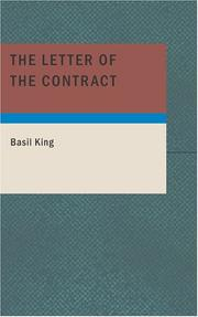 The Letter of the Contract PDF