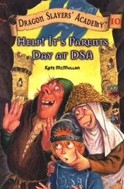 Help! it's Parents Day at DSA by Kate McMullan