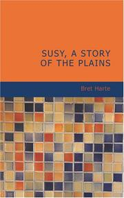Susy, a Story of the Plains PDF