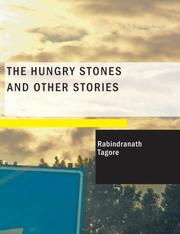 Cover of: The Hungry Stones and Other Stories (Large Print Edition) by Rabindranath Tagore