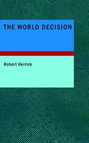 The World Decision PDF
