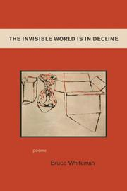 The Invisible World Is in Decline PDF