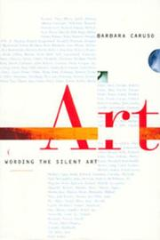 Wording the Silent Art PDF