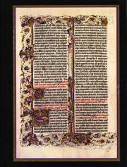 Gutenburg Bible PDF